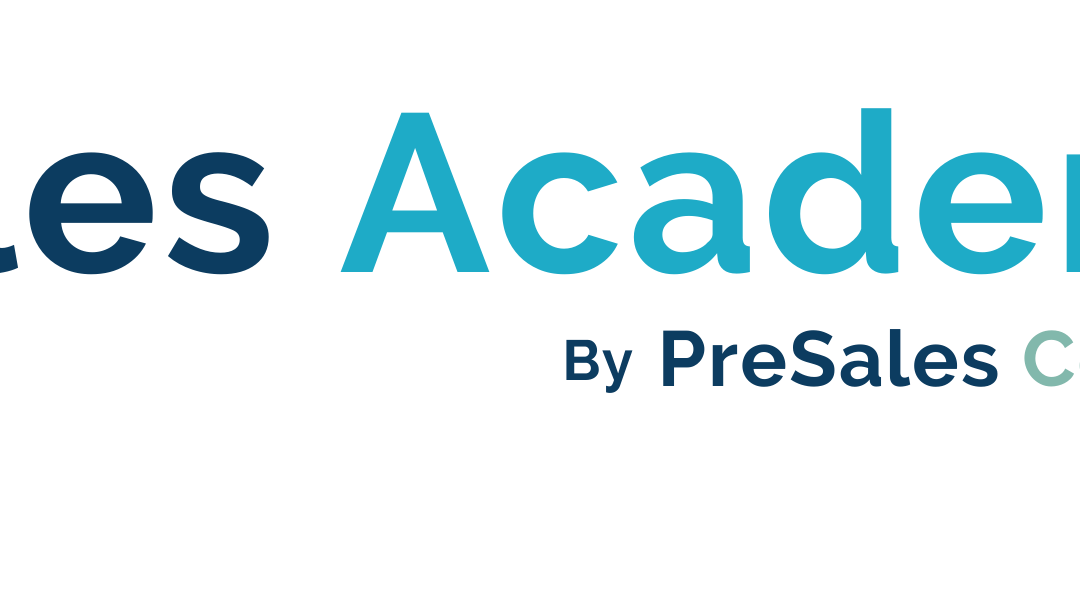 Great Demo! Supporting the PreSales Academy